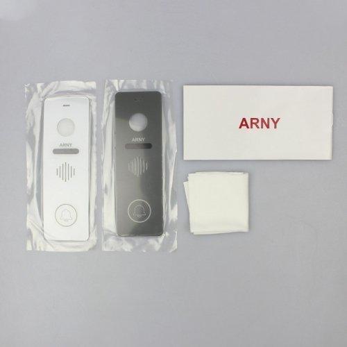 Распродажа! Вызывная панель  ARNY AVP-NG422 Silver