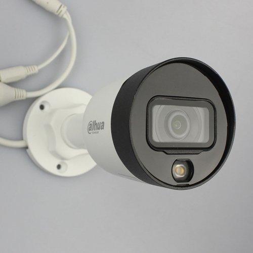 Dahua Technology DH-IPC-HFW1239S1P-LED-S4 (2.8 мм)