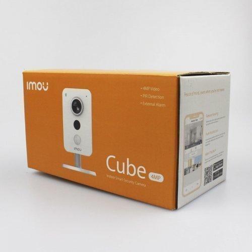Кубическая Wi-Fi IP Камера IMOU IPC-K42P