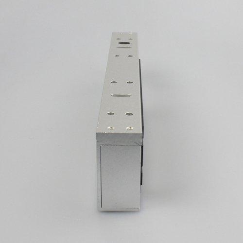 Электромагнитный замок ZKTECO LM3505 с LED индикацией и датчиком контроля двери 350 кг