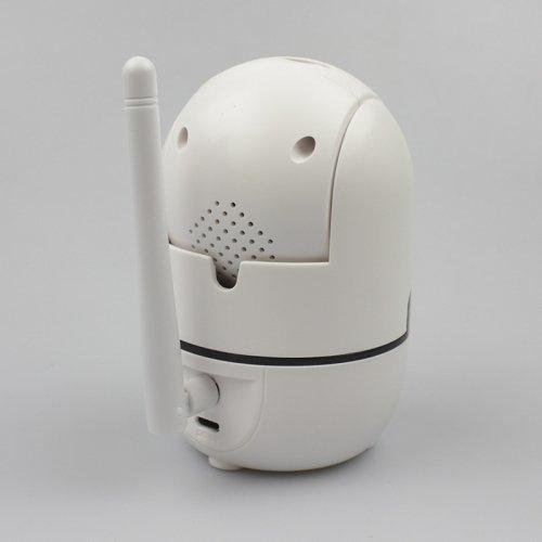Поворотная IP WIFI камера видеонаблюдения Tuya Smart