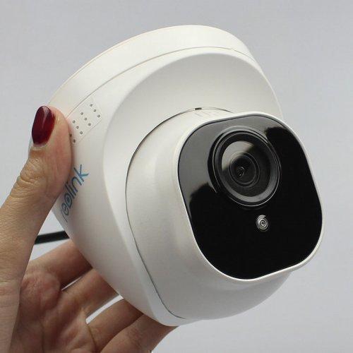 5Мп купольная IP камера Reolink RLC-520