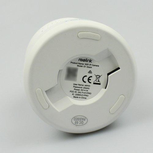 Поворотная беспроводная Wi-Fi IP Камера с зумом Reolink E1 Zoom