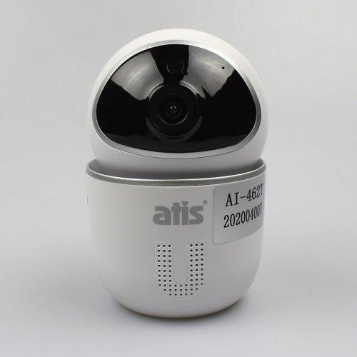 Поворотная IP WI-FI камера видеонаблюдения Tuya Smart (ATIS AI-462T)