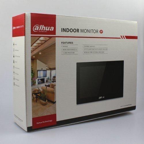Видеодомофон  Dahua DHI-VTH5341G-W