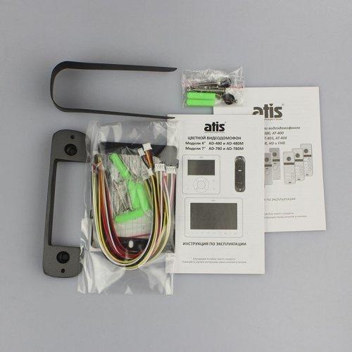 Комплект домофона ATIS AD-780MB Kit box