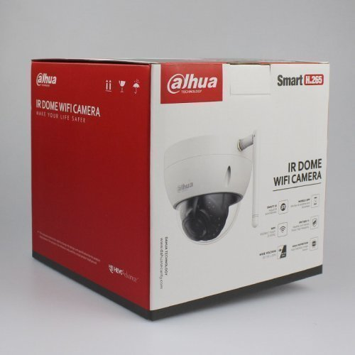 IP Камера Dahua Technology DH-IPC-HDBW1235EP-W-S2 (2.8 мм)