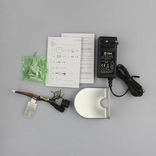 Терминал учёта рабочего времени Dahua DHI-ASA3213GL-MW
