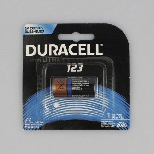 Батарейка Duracell CR17345 Lithium 3V