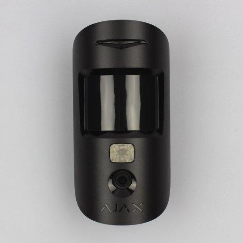 Комплект сигнализации Ajax StarterKit Cam Plus черный