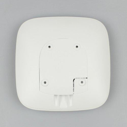 Умная централь Ajax Hub 2 Plus белая