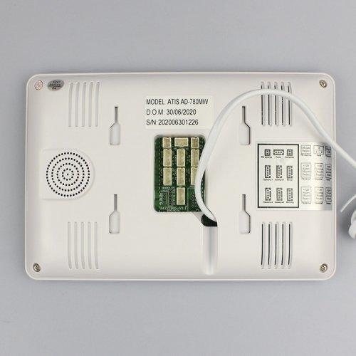 Видеодомофон  ATIS AD-780MW