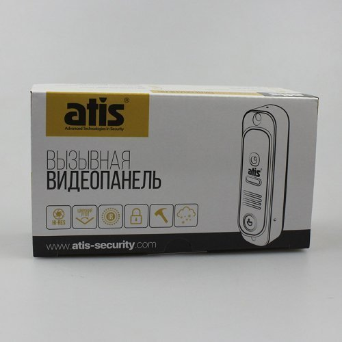 Вызывная панель  ATIS AT-380HR Black