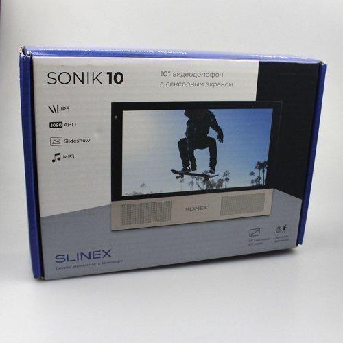Видеодомофон Slinex Sonik 10 White