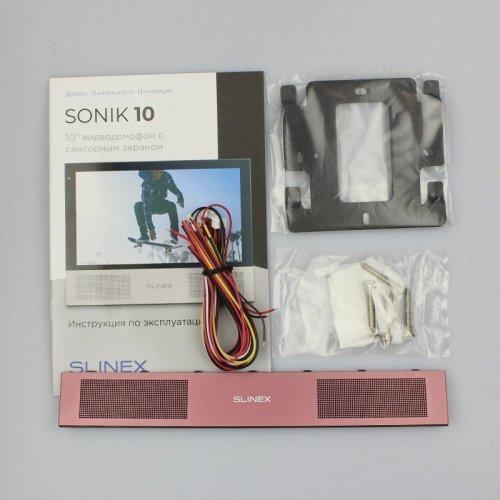 Видеодомофон Slinex Sonik 10 Black