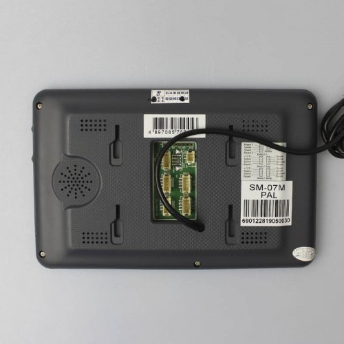 Видеодомофон Slinex SM-07MN Graphite