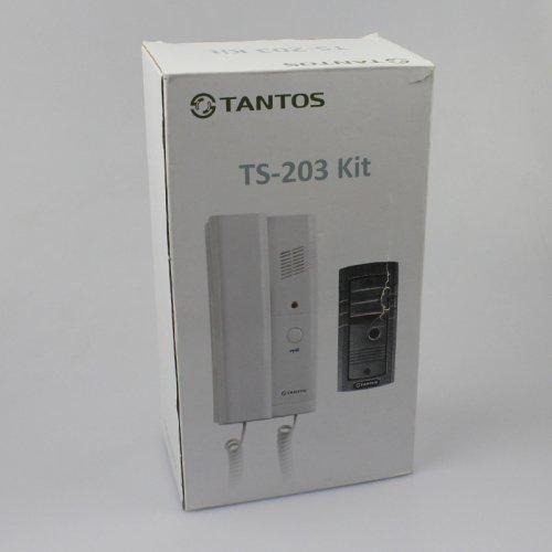 Распродажа! Комплект домофона Tantos TS-203Kit