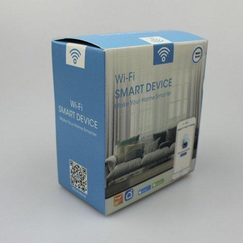 Распродажа! Датчик движения Wi-Fi Tuya Smart