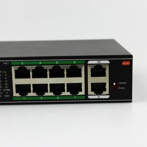 Распродажа! PoE коммутатор ONV-H1108PL