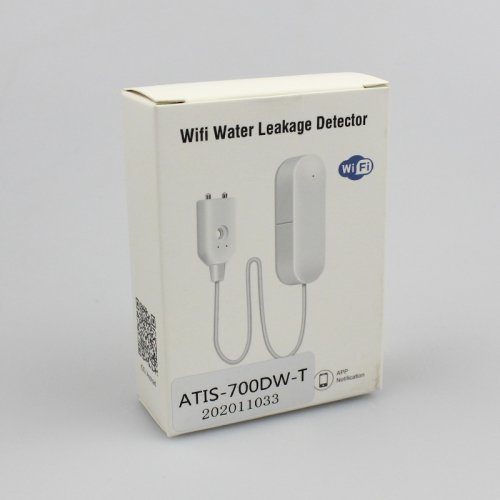 Датчик затопления ATIS-700DW-T с Tuya Smart