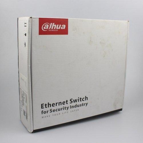 Распродажа! PoE коммутатор Dahua DH-PFS3006-4ET-60