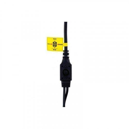 MHD видеокамера 5 Мп уличная/внутренняя SEVEN MH-7615M black (3,6)