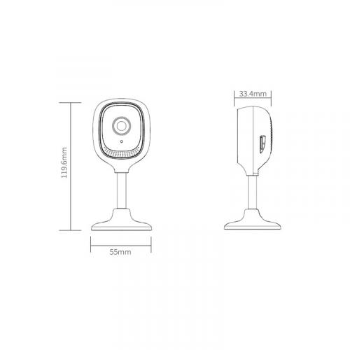 Умная Wi-Fi камера SEVEN HOME С-7020