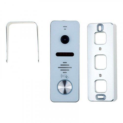 Вызывная панель SEVEN CP-7504F RFID white