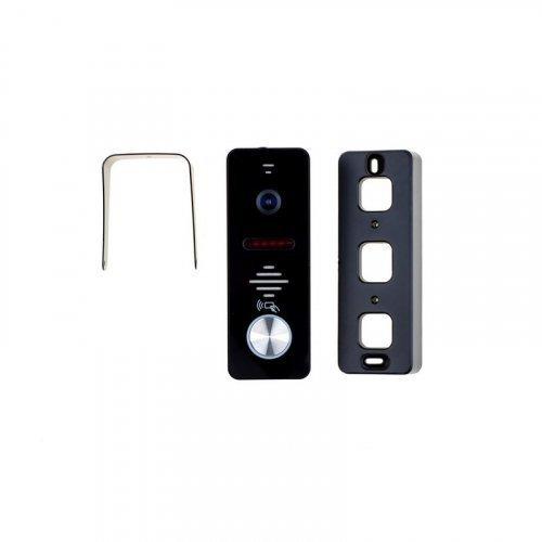 Вызывная панель SEVEN CP-7504F RFID black
