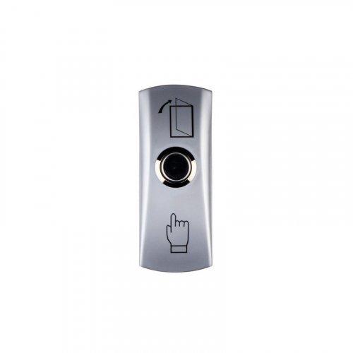 Кнопка выхода металлическая накладная SEVEN K-781