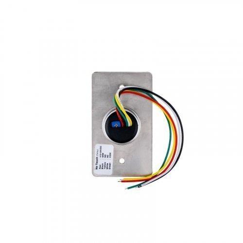 Кнопка выхода бесконтактная металлическая врезная SEVEN K-7490NT