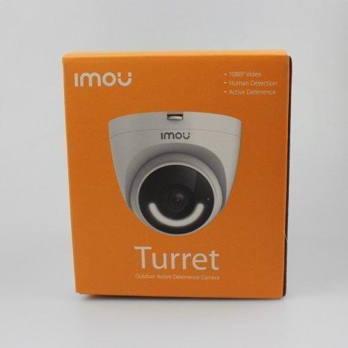 2 Мп купольная Wi-Fi IP-видеокамера Imou Turret (Dahua IPC-T26EP)