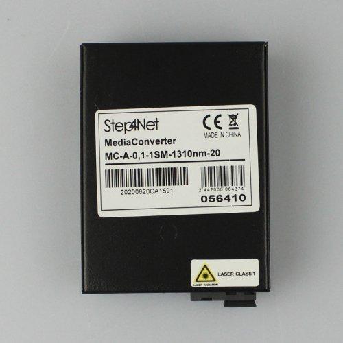 Step4Net MC-A-0,1-1SM-1310nm