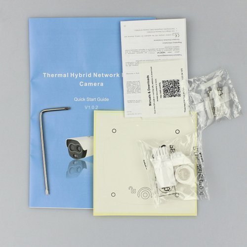 Тепловизионная камера Dahua TPC-BF2221