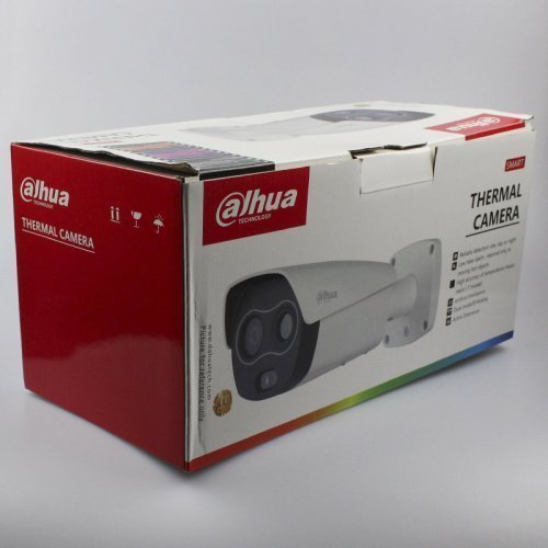 Тепловизионная IP камера Dahua TPC-BF2221