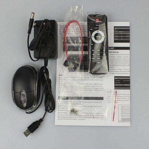 IP Видеорегистратор TVT TD-3108B1