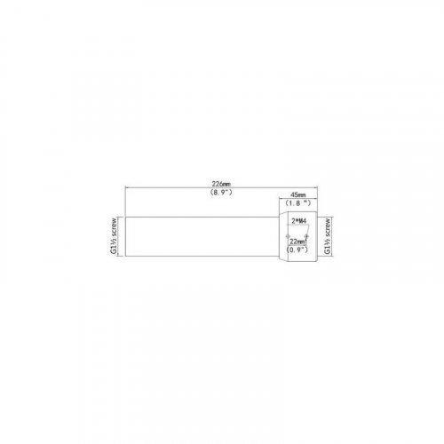 Подвесной кронштейн Uniview TR-SE45-IN