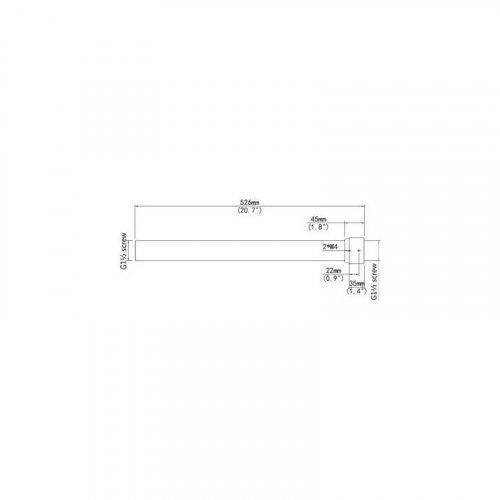 Подвесной кронштейн Uniview TR-SE45-A-IN