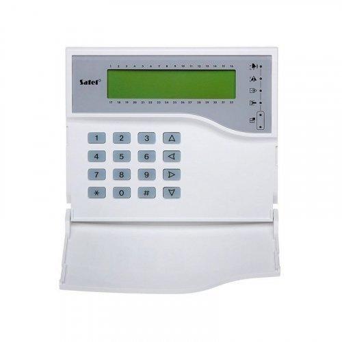Клавиатура ЖКИ Satel INT-KLCDK-GR