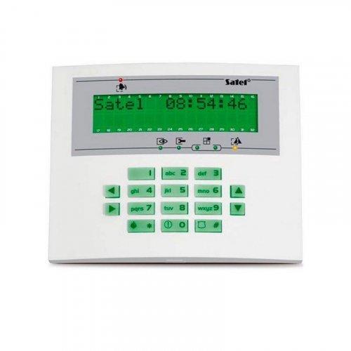 Клавиатура ЖКИ Satel INT-KLCDS-GR