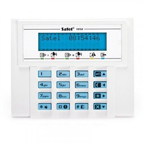 Клавиатура ЖКИ Satel VERSA-LCD-GR
