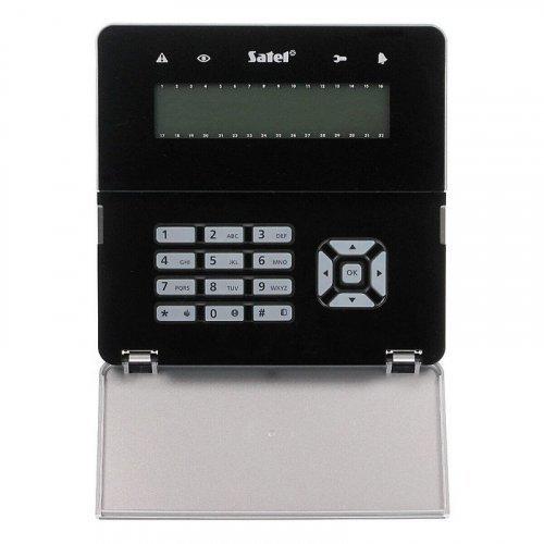 Клавиатура со считывателем карт Satel INT-KLFR-BSB