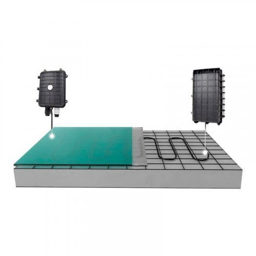 Оконечный прерыватель LOP-1000 terminal box для системы защиты периметра