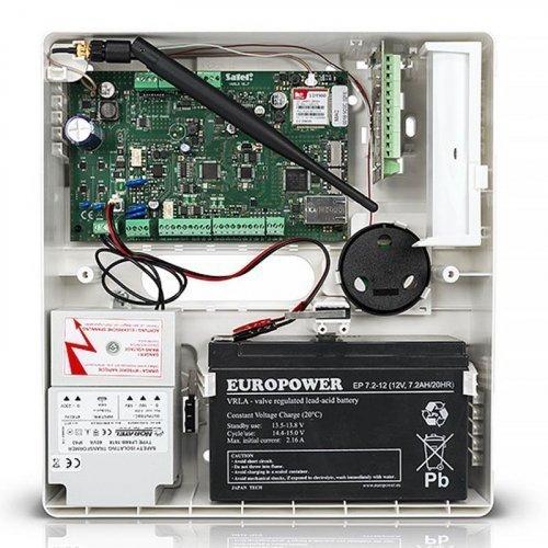 Приемно-контрольный прибор Satel VERSA Plus