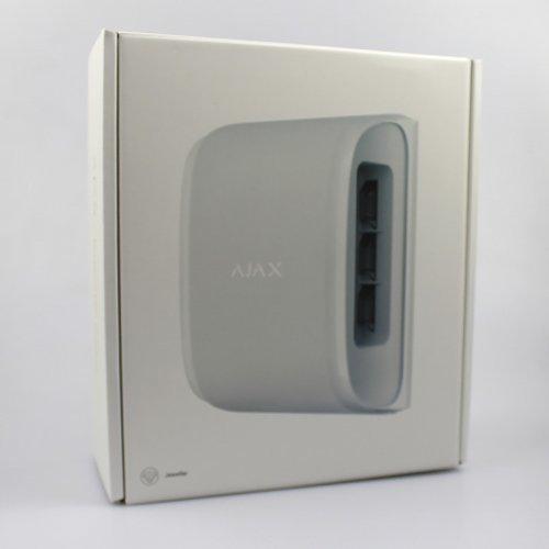 Беспроводной уличный датчик движения штора Ajax DualCurtain Outdoor белый
