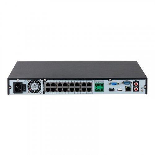 16-канальный IP видеорегистратор c PoE Dahua DHI-NVR2216-16P-I