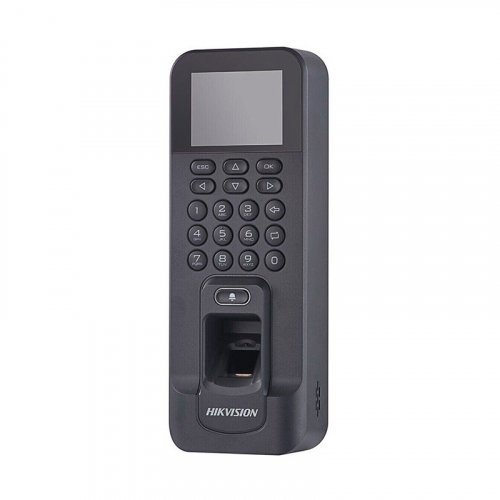 Биометрический терминал Hikvision DS-K1T804AMF