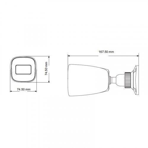 TD-9421S2H (D / PE / AR2) IP-видеокамера