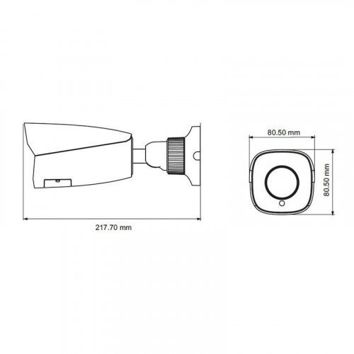 IP видеокамера TVT TD-9482S3 (D / AZ / PE / AR3)