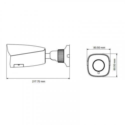 TD-9482S3 (D / PE / AR3) IP-видеокамера
